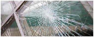 Haydock Smashed Glass